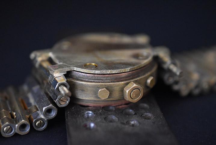 Uhren Handarbeit - Atelier Horloges - Jochen Leopold