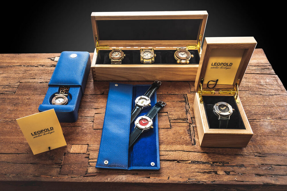 Armbanduhren Reparatur - Atelier Horloges - Jochen Leopold - service