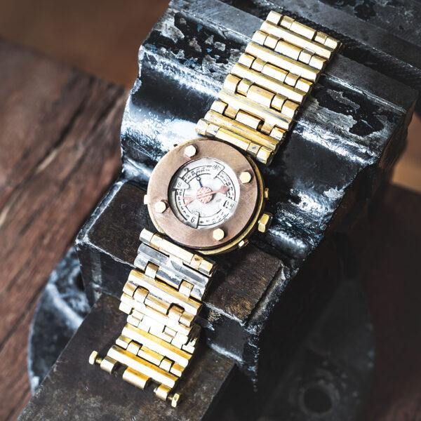 Individuelle Armbanduhr - Roulette - Atelier Horloges - Jochen Leopold