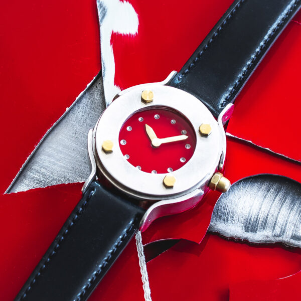 Armbanduhr anfertigen lassen - Atelier Horloges - Tortuga Coccinelle