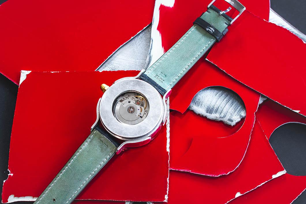 Silber Armbänder für Männer | Atelier Horloges - Jochen Leopold