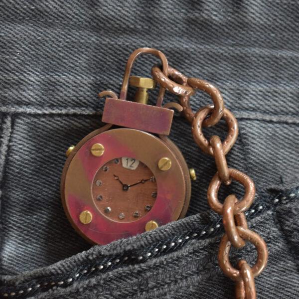 Armbanduhr anfertigen lassen - Atelier Horloges - Taschenuhr - Heartbeats