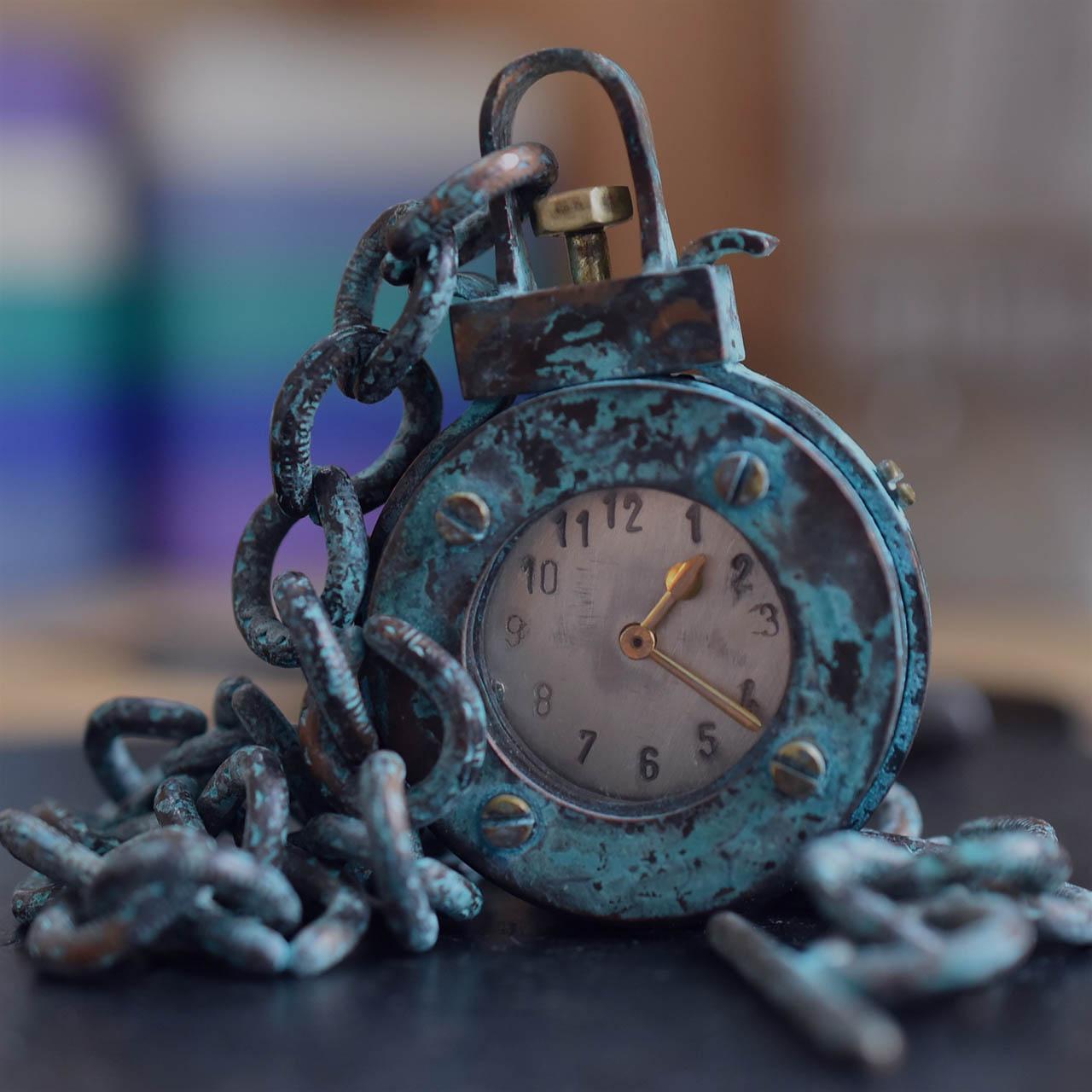 Handgefertigte Armbanduhren - Atelier Horloges